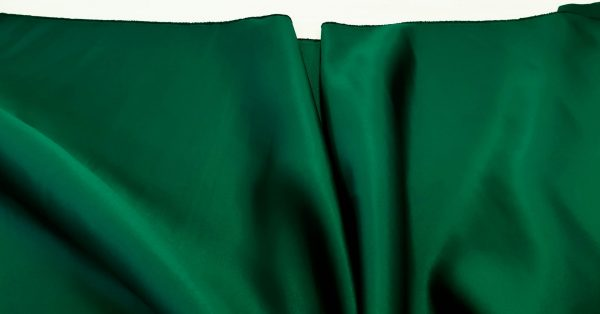 Tafta Duchesse Verde Padure