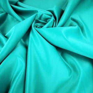 Tafta Duchesse verde turquoise