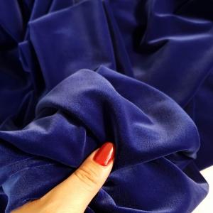 Catifea royala albastru royal Korea