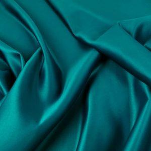 Tafta Duchesse albastru marin