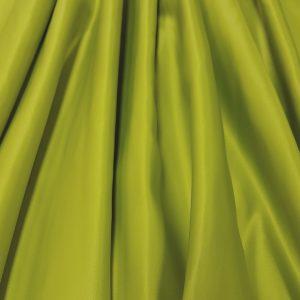 Tafta Duchesse verde fistic