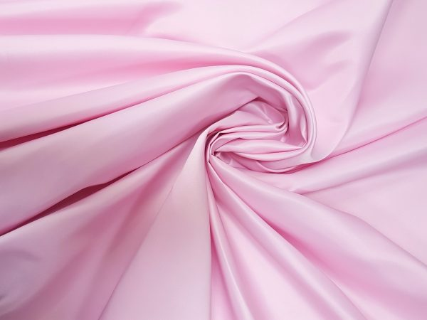 Tafta Duchesse roz drajeu