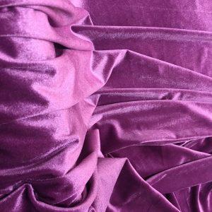 Catifea elastica mov liliac