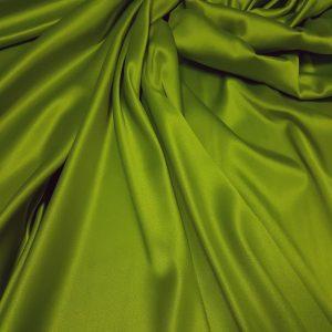Tafta verde fistic cu elastan
