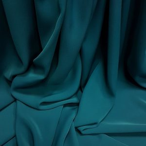 Crep albastru-petrol imperial-5950