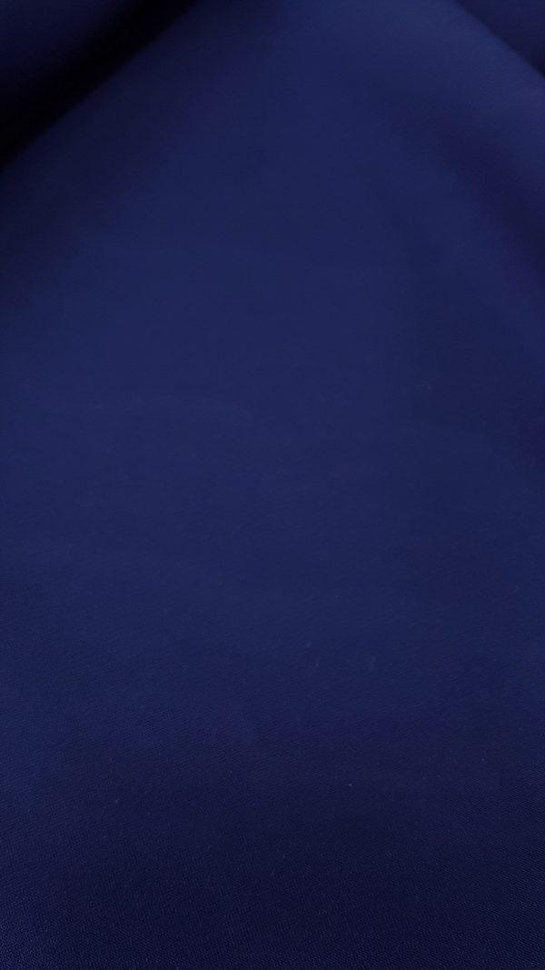 Crep imperial albastru