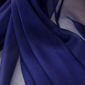 Bleumarin -- Voal chiffon-6299