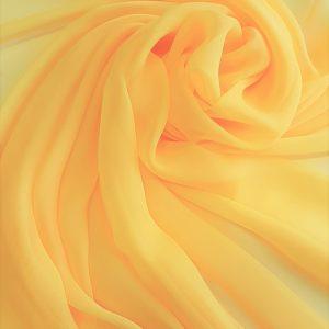 Galben-vanilie -- Voal chiffon-6255