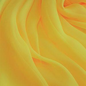 Galben-vanilie -- Voal chiffon-6258