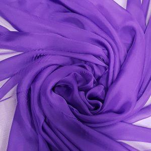 Ultra Violet -- Voal chiffon-6180