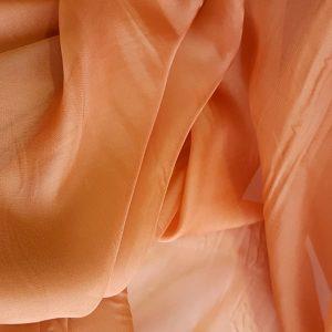 Nude-bronz -- Voal chiffon-6227