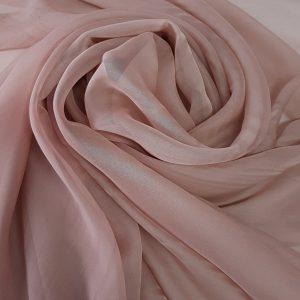 Voal chiffon roz prafuit