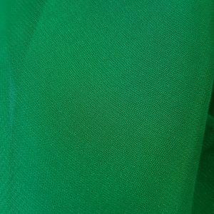 Verde iarba Voal chiffon
