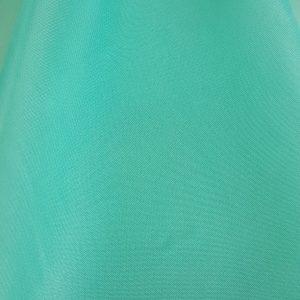 Verde-menta -- Voal chiffon-6332