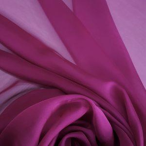 Violet -- Voal chiffon-6327