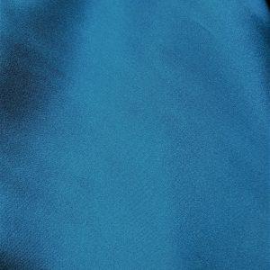 Matase naturala turquoise intens uni