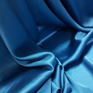 Turquoise-pal -- Matase naturala uni-6824