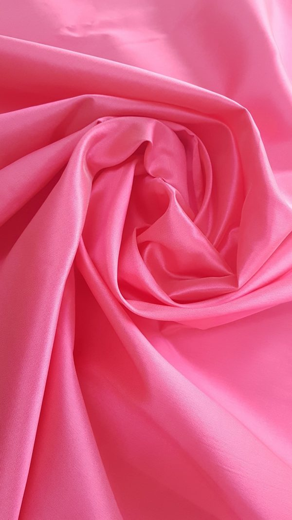 Mikado french rose cu matase naturala
