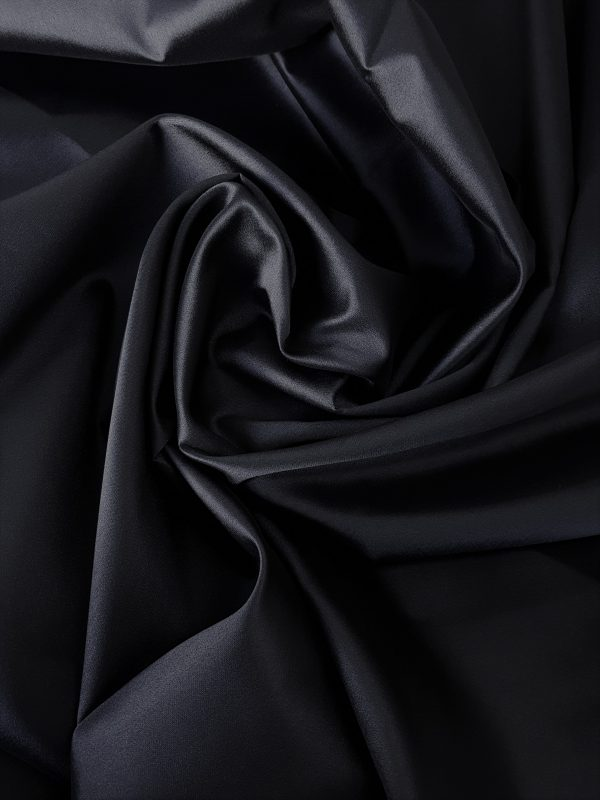 Mikado negru cu matase naturala
