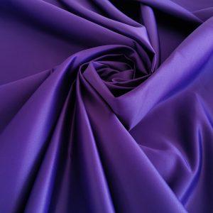 Tafta Duchesse violet intens