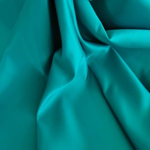 Tafta Duchesse turquoise deschis