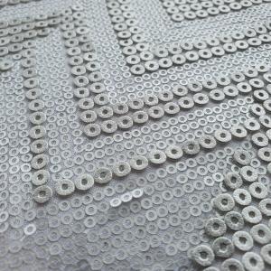 Micropaiete imitatie piele pe lycra