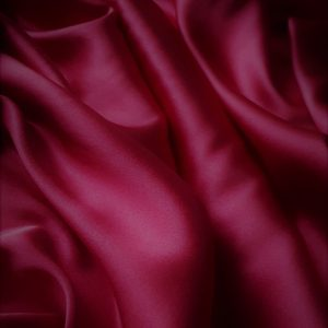 Matase naturala burgundy uni