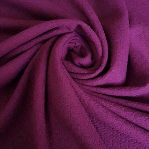 Stofa magenta din lana cu textura gofrata-18734