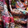 Stofa subtire cu lana si fir metalic - Franta-19010