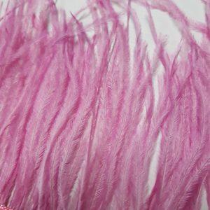 Benzi roz drajeu din fulgi de strut