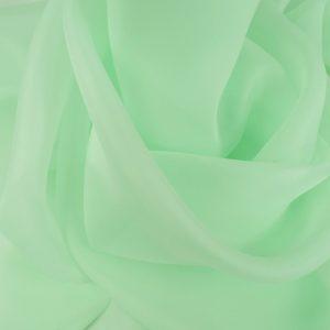 Organza minty pastel