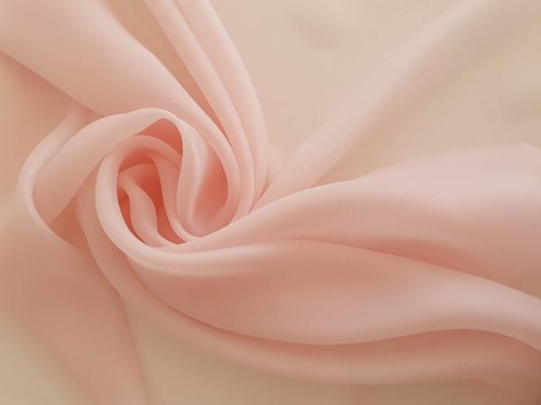 Organza roz prafuit