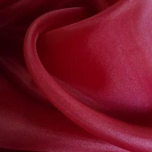 Organza rosu bordeaux