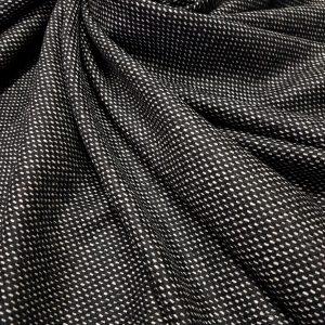 Stofa cu lana merinos, in picatele-20958