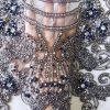 Panouri tip rochie, brodate 100 % manual-21590