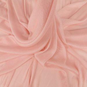 Tul pink powder din matase naturala