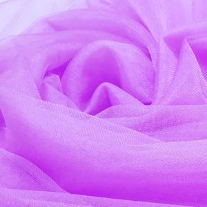 tul fin mov liliac