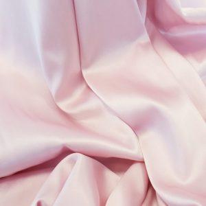 Matase naturala uni roz pudra