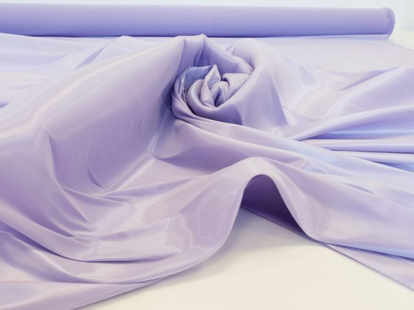 Tafta Liquid Effect lila cu matase naturala