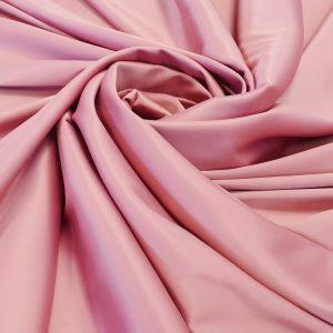 Tafta Satinata roz plamaniu