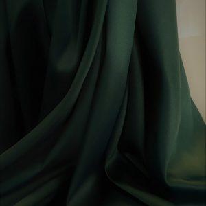 Tafta Satinata verde inchis