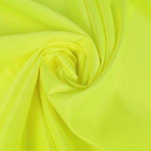 Tafta Duchesse galben neon
