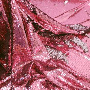 Paiete reversibile roz si argintiu