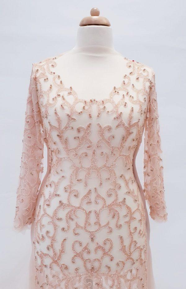 A-maze dress