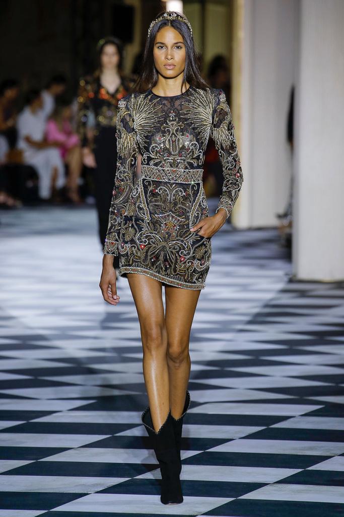 Broderie Couture Design Zuhair Murad Evelin Textile