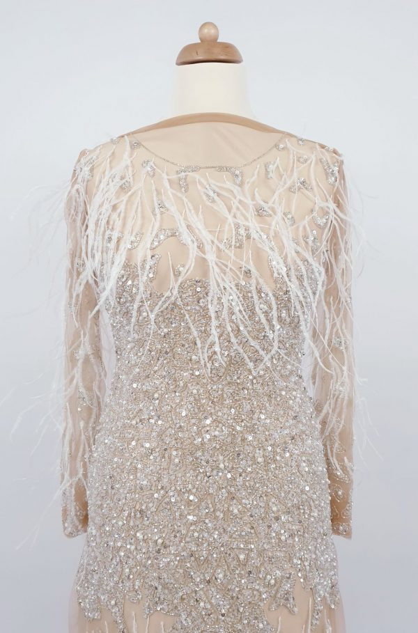 Pearlish Dress