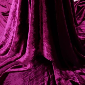 Catifea burgundy matase naturala 100%