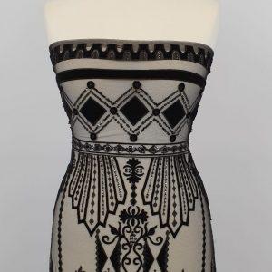Dantela neagra design Zuhair Murad