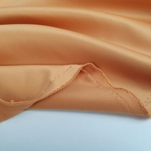 Tafta Duchesse buff orange