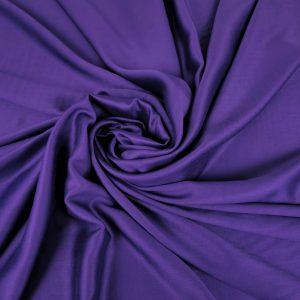 Tesatura violet intens din matase naturala si bumbac